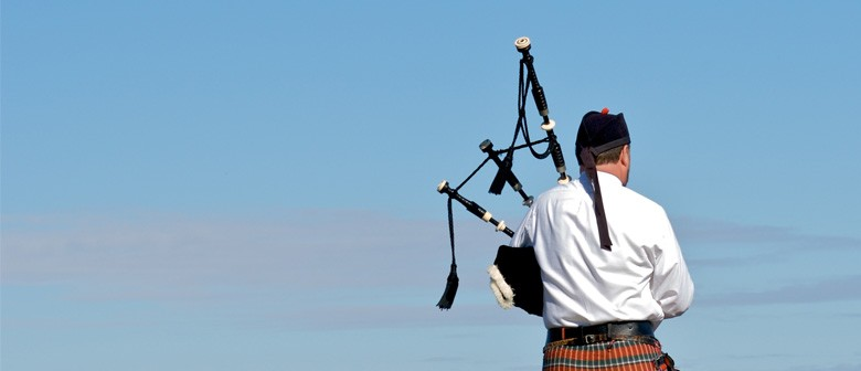 Lunchtime Talk – Highland Piping and New Zealand