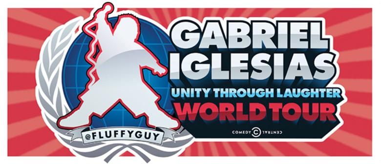 Gabriel Iglesias - Unity Through Laughter