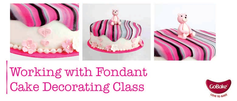 Cake Decorating Co Nz : Working with Fondant Cake Decorating Class - Auckland ...