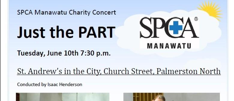 Just the Part - SPCA Manawatu Charity Concert