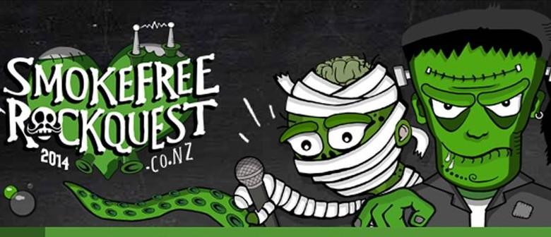 Smokefreerockquest - Regional Finals