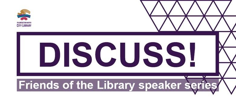 Discuss! Presented by the Friends of the Library
