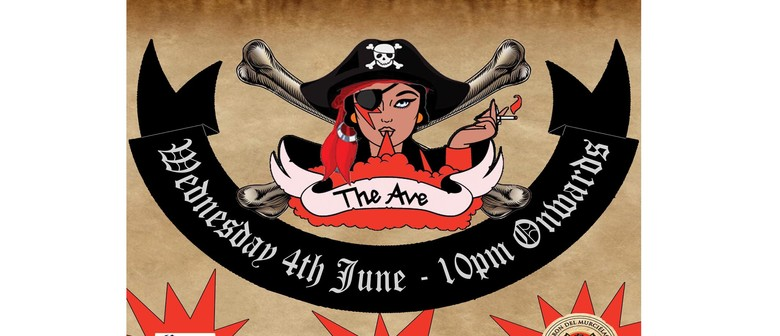 Electric Avenue's 9th Birthday Pirate Party