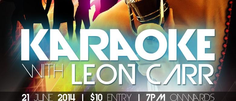 Karaoke Party to Conquer Cancer
