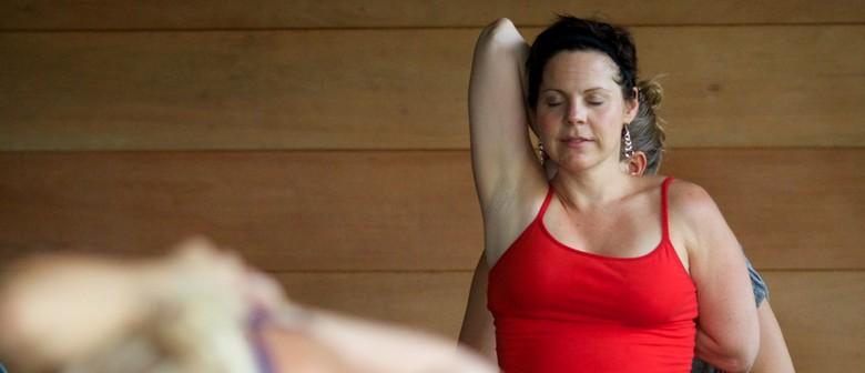 Yoga for Shoulders, Neck & Wrists
