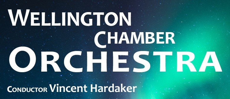 Wellington Chamber Orchestra (WCO): July Concert