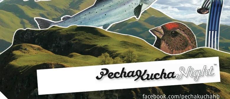 Pecha Kucha Night Hawkes Bay