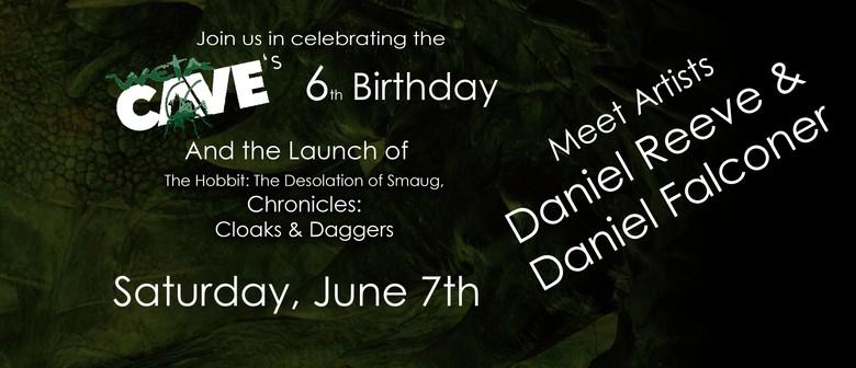 Weta Cave Birthday