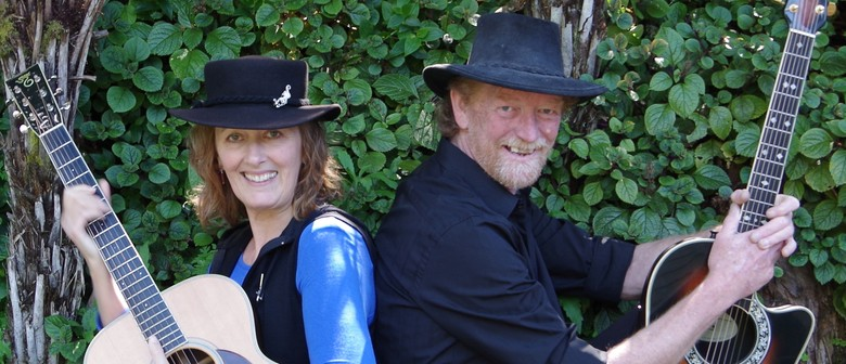 Jan Elliott & Bevis England at East Coast Folk Club