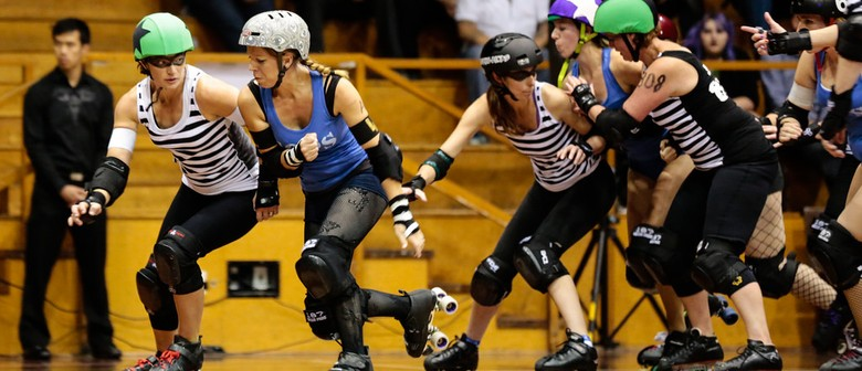 Dead End Derby Presents - Mid Winter Christmas Roller Derby