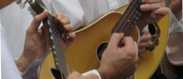 Mandolin Orchestra Concert