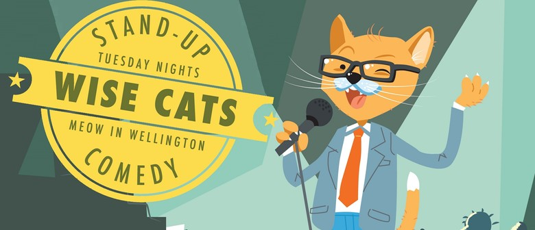 Wise Cats Stand-up Comedy