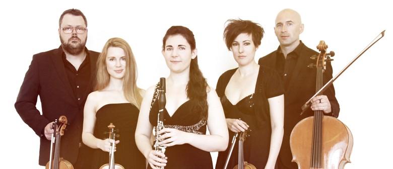 CMHV: Antithesis - the Dalecarlia Clarinet Quintet