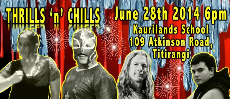 Thrills 'n' Chills Pro Wrestling Show