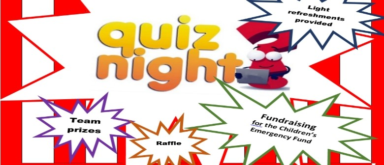 Save the Children Fundraising Quiz Night