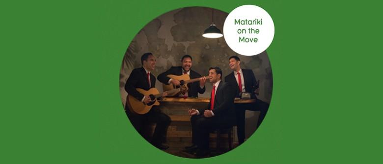 Matariki on the Move: Modern Māori Quartet