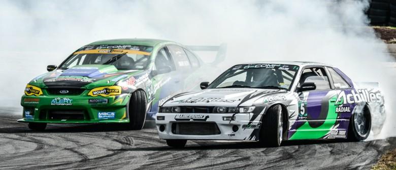 Ricoh Taupo Motorsport Park Drift Day