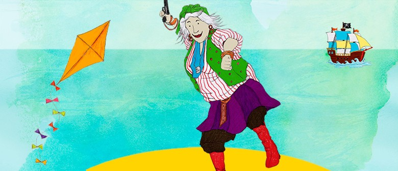 Margaret Mahy's The Man Whose Mother Was A Pirate