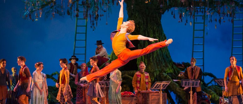 The Winter's Tale - The Royal Ballet