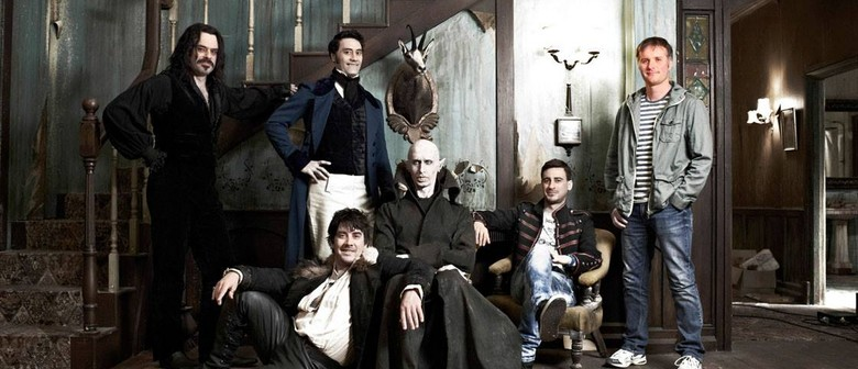 What We Do In The Shadows including Q&A