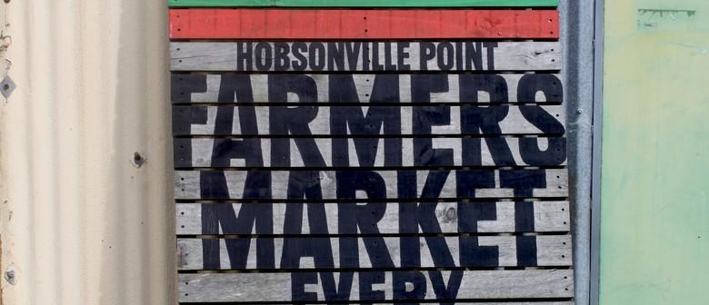 Hobsonville Point Farmers Market