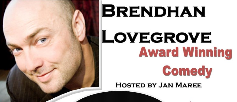 Brendhan Lovegrove