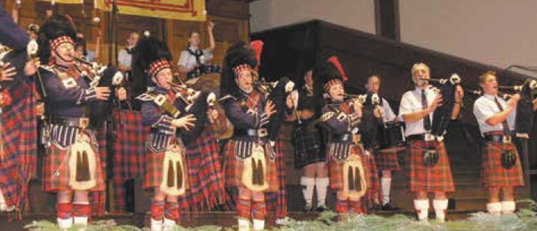 City of Nelson Highland Pipe Band - Nelson - Eventfinda