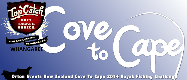 Top Catch Cove to Cape Kayak Fishing Competition