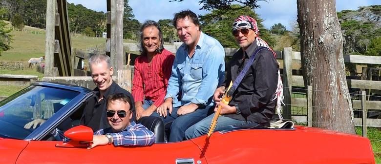 The NZ Eagles Tribute show..Motel California