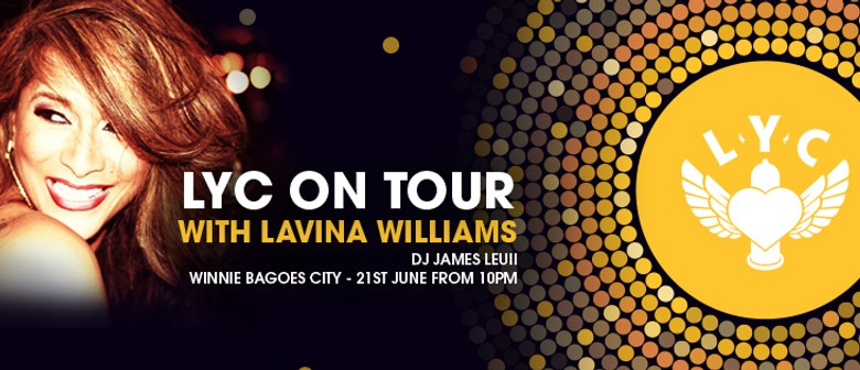 LYC: On Tour with Lavina Williams