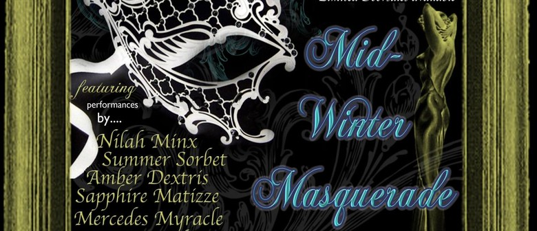 2642c720facc Mid-Winter Masquerade Ball - Christchurch - Eventfinda