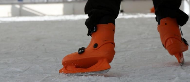 Harcourts Outdoor Ice Rink