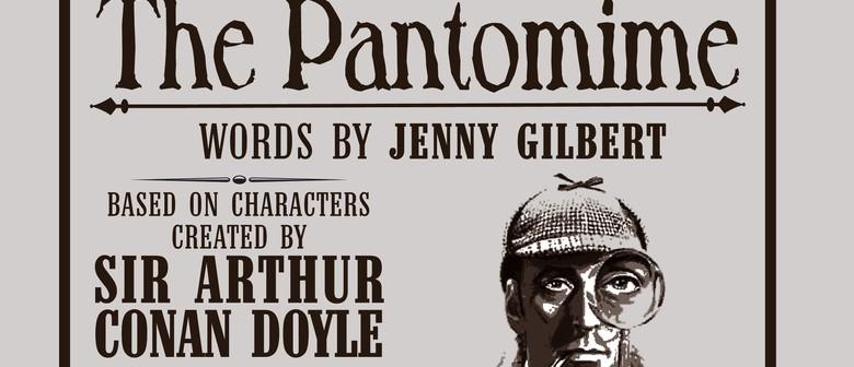 Sherlock Holmes The Pantomine