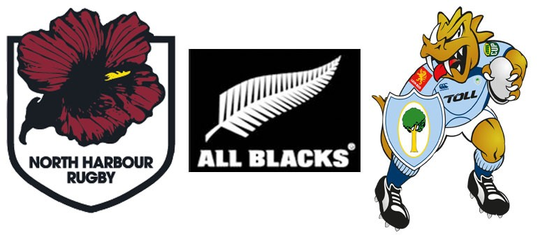 All Blacks v Harbour v Northland