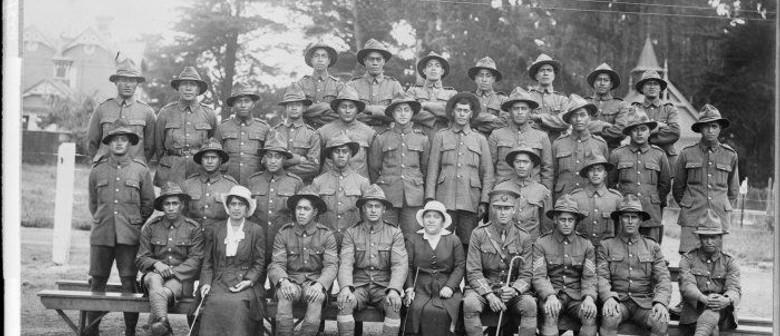 Matariki 2014 - The Maori Contingent and The Maori Battalion