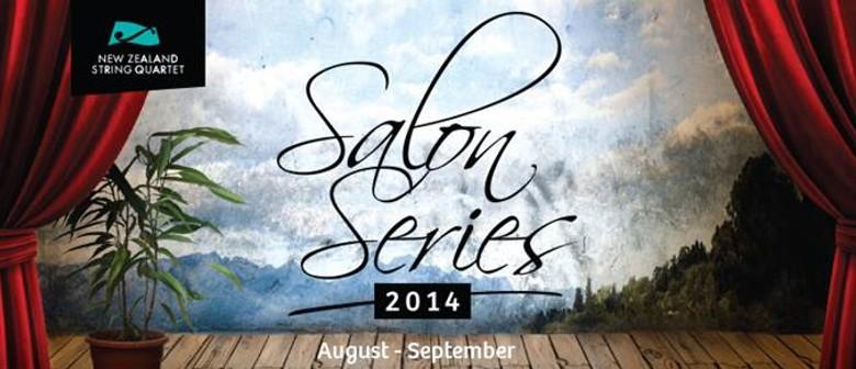 New Zealand String Quartet Salon Series 2014