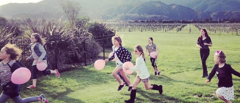 Vines Village Creative Kid's Day