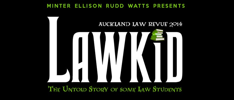 Auckland Law Revue 2014: Lawkid