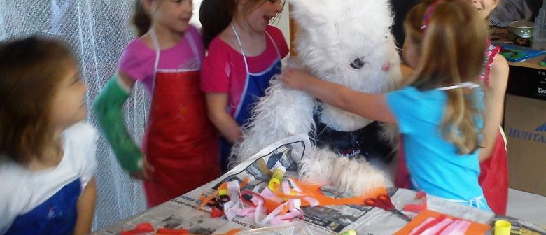 Children's Saturday Morning Creative Workshop