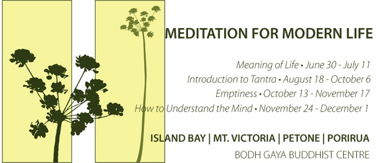 Meditation & Buddhism