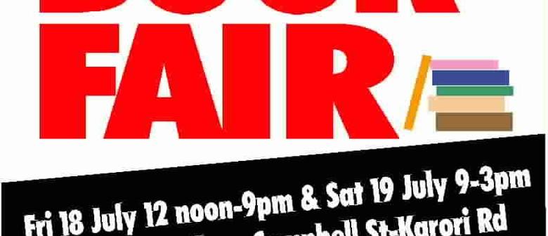 Karori Lions & Rotary Community Book Fair