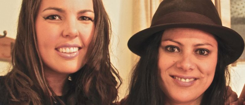 Anika Moa & Mel Parsons