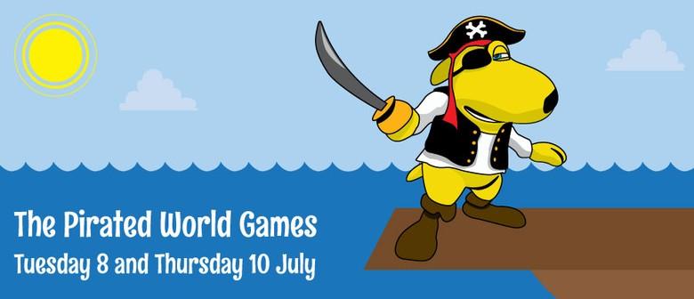 TV2 KidsFest Pirated World Games