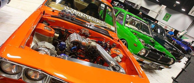 V 4 and Rotary Nationals 2015 Show and Shine Day