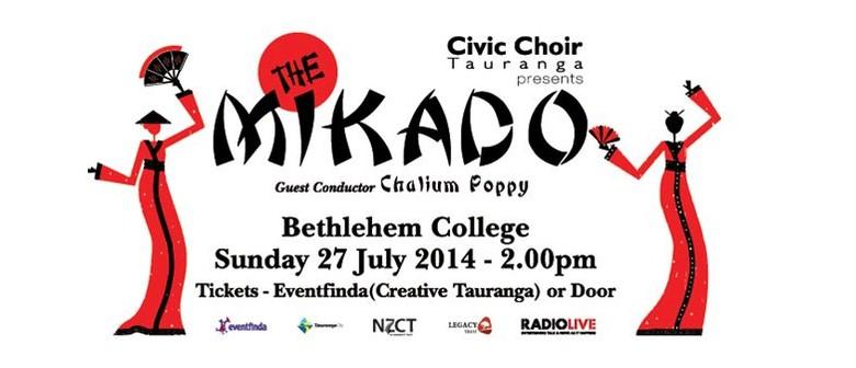 Gilbert & Sullivan's The Mikado