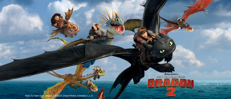 Uganda Mission Trip Fundraiser: How To Train Your Dragon2