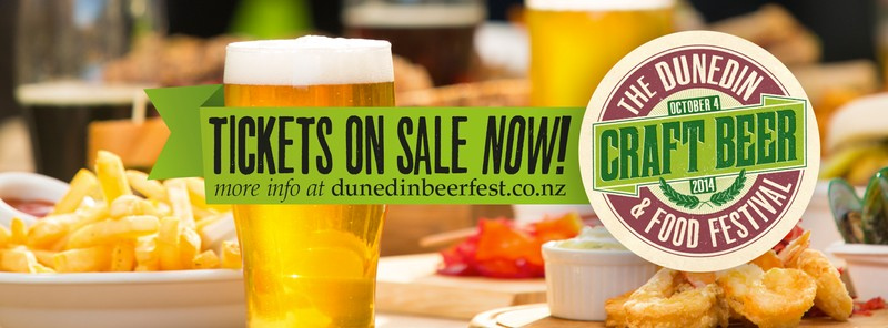 Dunedin Craft Beer And Food Festival  Tickets