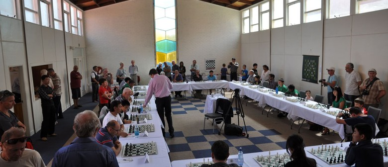NZ Open Chess Championships