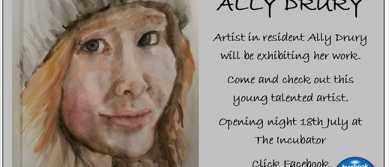 Introducing Ally Drury an Exhibition