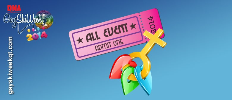 All Event GSWQT Pass - Ladies